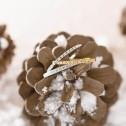 Anillo de platino con diamantes (74B0070)