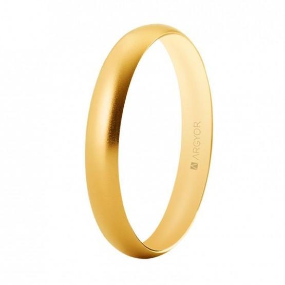 Alianza boda oro arena confort 3,3mm (5135513M)